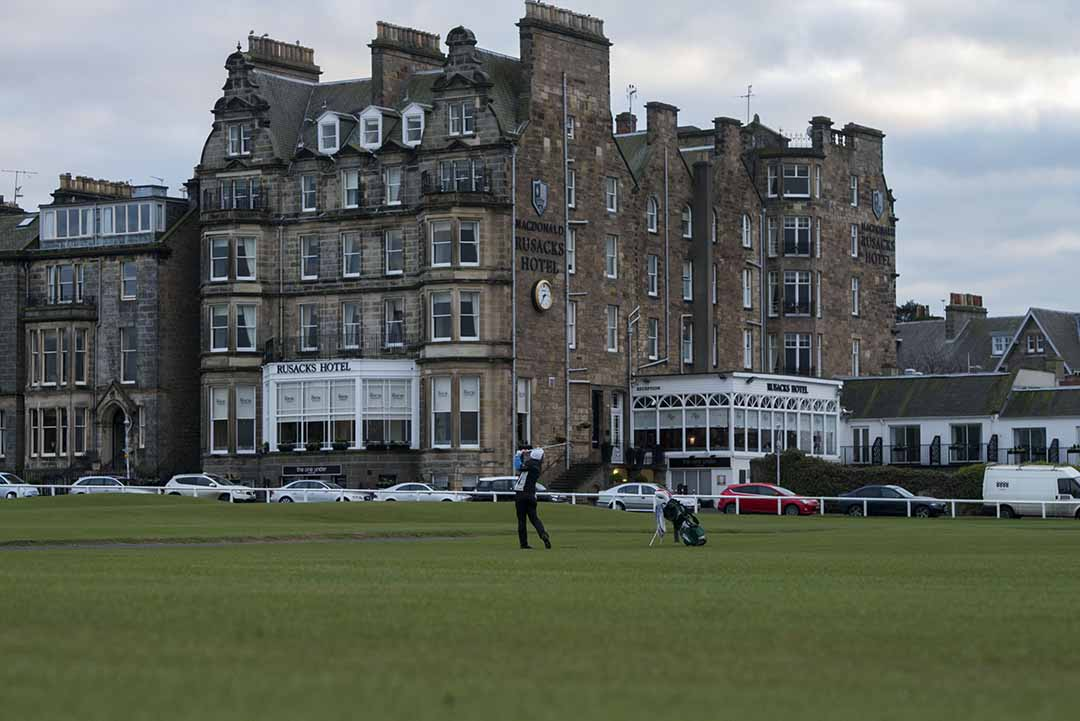 Macdonald Rusacks Hotel St Andrews Scotland