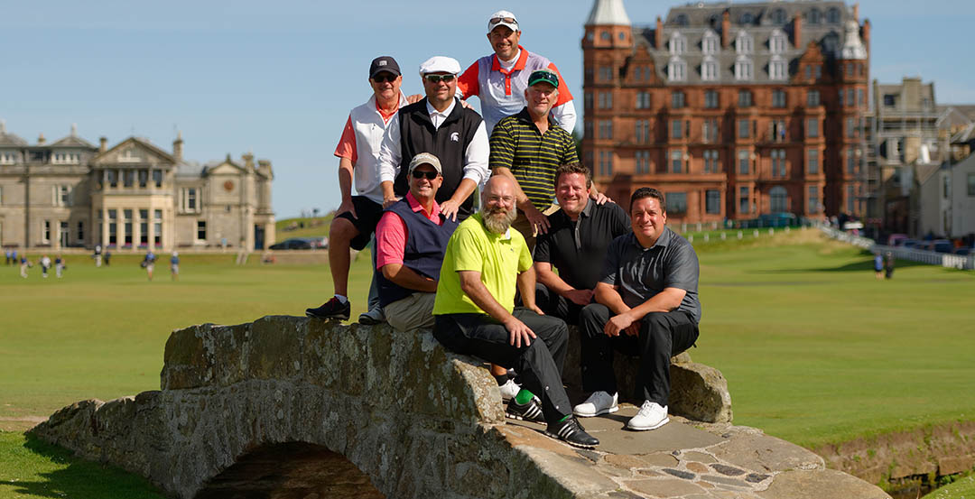Scottish Golf Experience